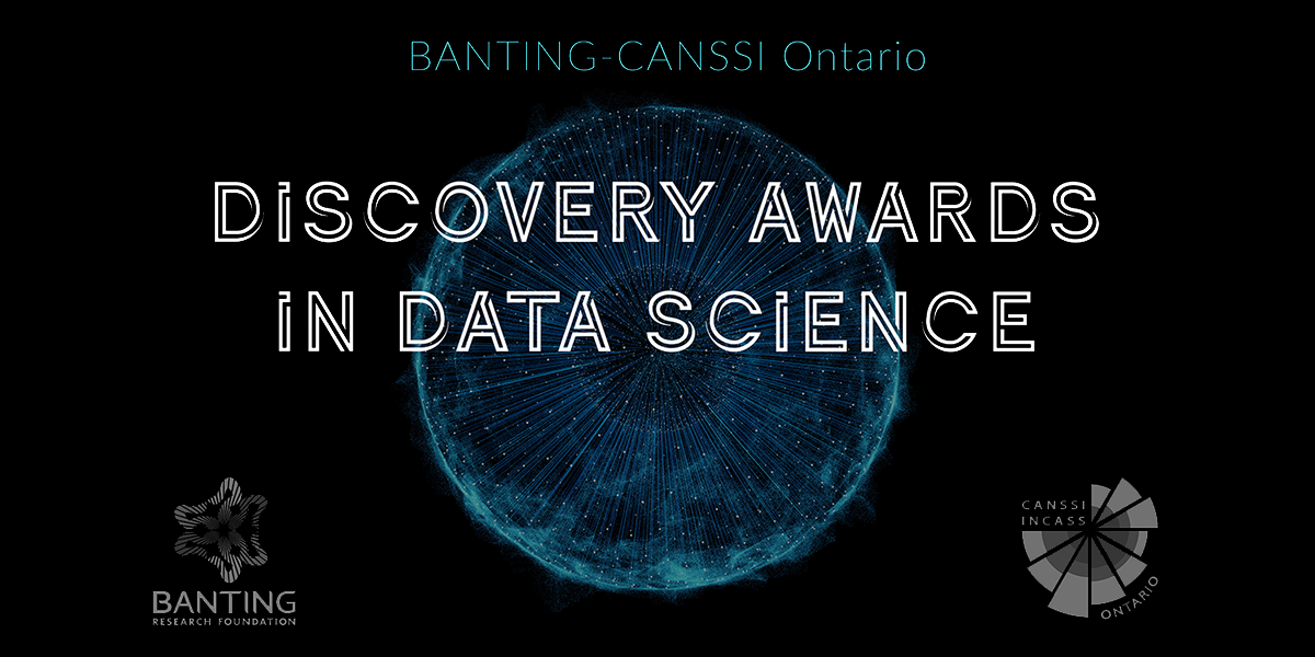 BANTING-CANSSI Ontario Awards Image