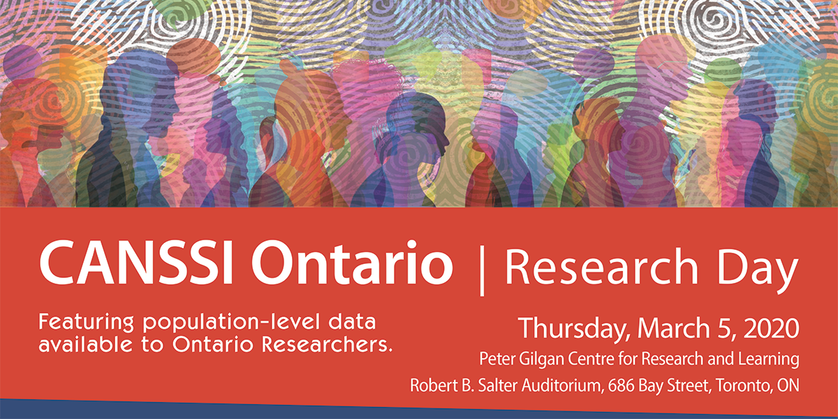 CANSSI Ontario Research Day Banner
